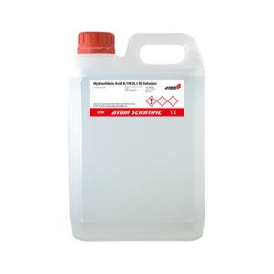 Hydrochloric Acid 0.1M (0.1 N) Solution