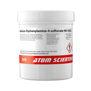 Barium Diphenylamine-4-sulfonate 98-102%
