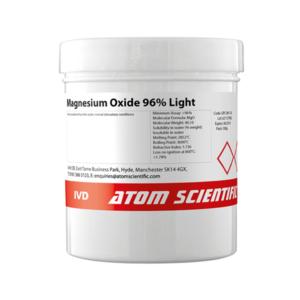 Magnesium Oxide 96% Light