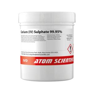 Cerium (IV) Sulphate 99.95%