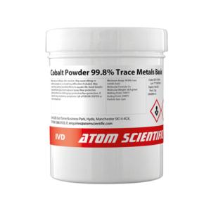 Cobalt Powder 99.8% Trace Metals Basis