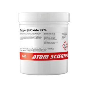 Copper (I) Oxide 97%