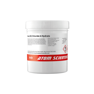 Iron (III) Chloride 6-Hydrate