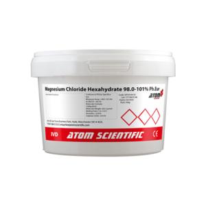 Magnesium Chloride Hexahydrate 98.0-101% Ph.Eur