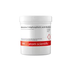Adenosine-5-triphosphoric acid disodium salt (ATP)