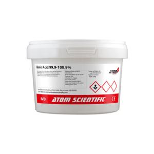 Boric Acid 99.9-100.9%