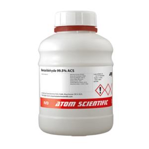 Benzaldehyde-99.5%-ACS-500ml