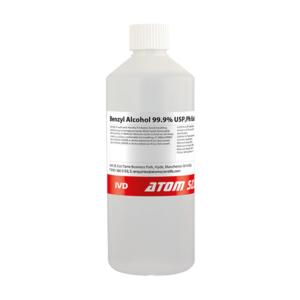 Benzyl Alcohol 99.9% USP,Ph Eur,BP,ACS