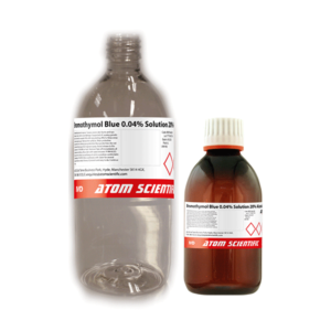 Bromothymol Blue 0.04% Solution 20% Alcoholic