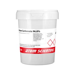Calcium Carbonate 96.8%