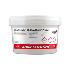Chloral Hydrate 100.8% ACS,USP,Ph.Eur
