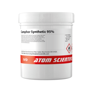 Camphor Synthetic 95%