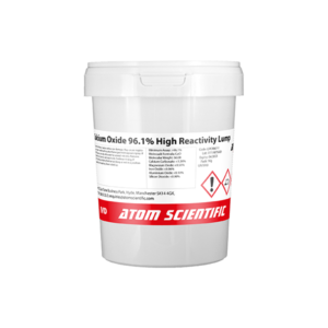Calcium Oxide 96.1% High Reactivity Lump