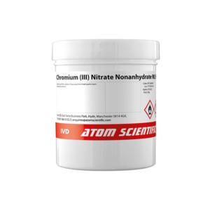 Chromium-(III)-Nitrate-Nonanhydrate-98.5%