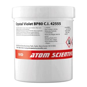 Crystal Violet BP80 C.I. 42555