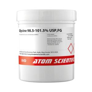 Glycine 98.5-101.5% USP,FG