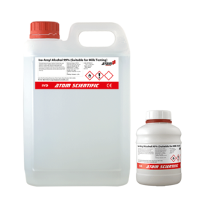 Iso-Amyl Alcohol 99% (Suitable for Milk Testing)