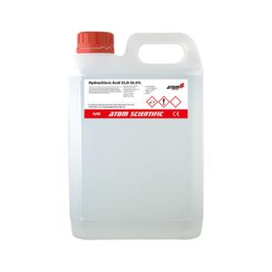 Hydrochloric Acid 35.0-36.6%