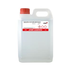 Hydrochloric Acid 2.0M (2.0N) Solution