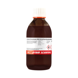 Invertase Concentrate 5000 SUml from Saccharomyces cerevisiae