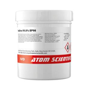 Iodine 99.8% BP98