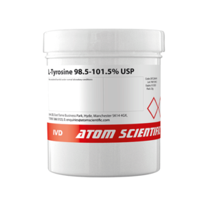 L-Tyrosine 98.5-101.5% USP