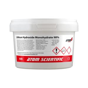 Lithium Hydroxide Monohydrate 98%