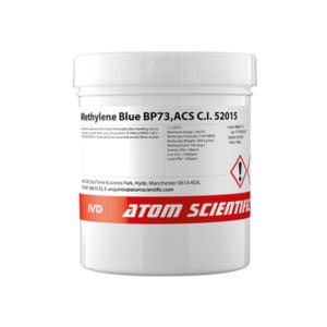Methylene Blue BP73,ACS C.I. 52015