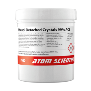 Phenol Detached Crystals 99% ACS