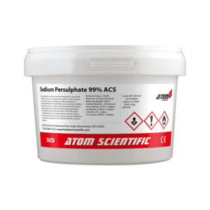 Sodium Persulphate 99% ACS