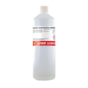 Hydrochloric Acid Solution 4.0M (4.0N)