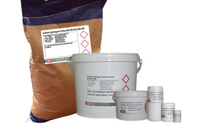 Sodium Bicarbonate Experiment
