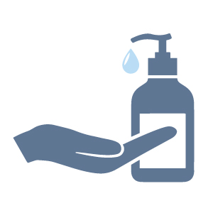 Hand Sanitisers & Surface Cleaners