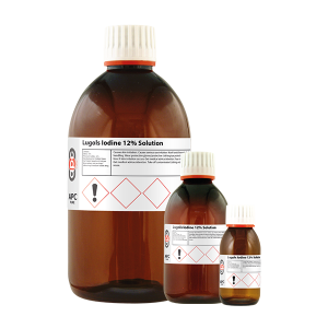 Lugols Iodine Solutions