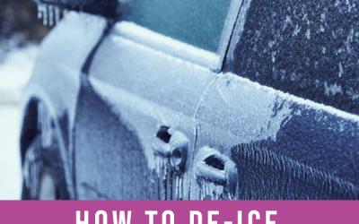 De-Ice your Car