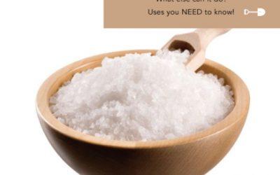 Garden Care – Epsom Salt!