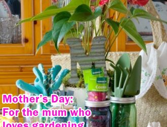 Mother's Day – Gardening Jar