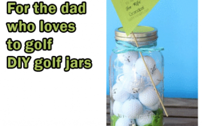 Father's Day – Golf Jars