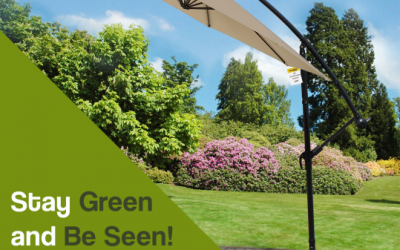 Stay Green and Be Seen!