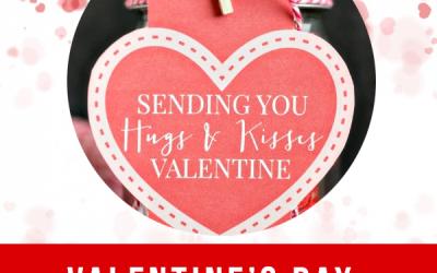 """Valentine's """"I Love You"""" Jars"""
