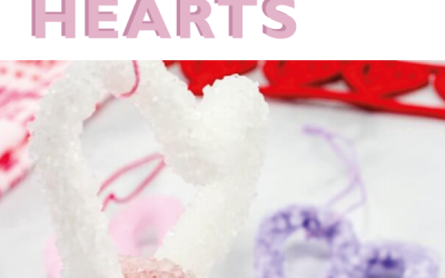 Valentine's Day – Crystal Hearts