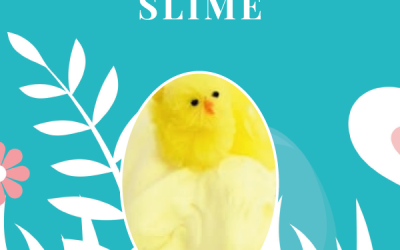 Easter Chick Slime