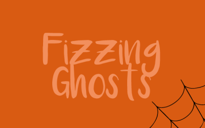 APC's Spooktacular Fun: Fizzing Ghosts