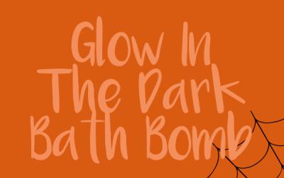 APC's Spooktacular Fun: Glow In The Dark Bath Bombs